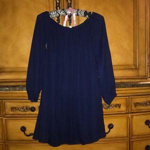 Ecoté - Urban Outfitters Royal Blue Dress